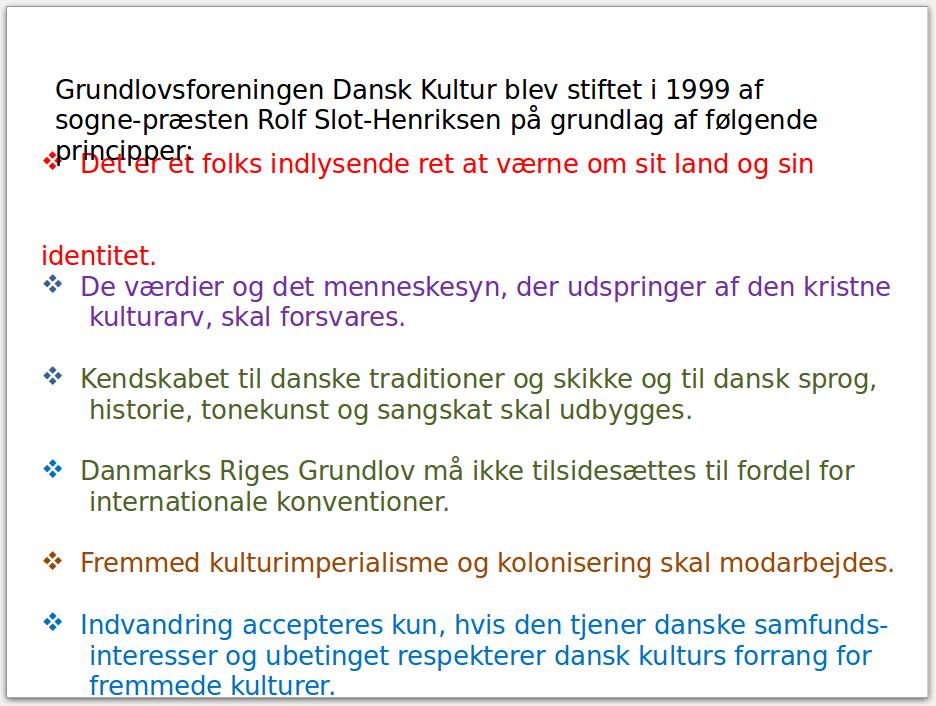 danske traditioner og skikke